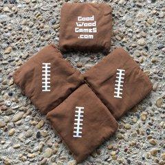 Yard Football Bags, Brown
