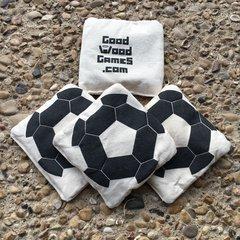 Yard Soccer Bags, White