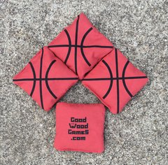 Yard Basketball Bags, Red