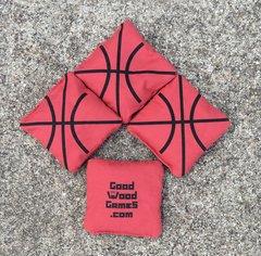 Yard Basketball Bags, Red