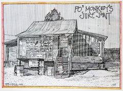 Juke Joint - Po' Monkey