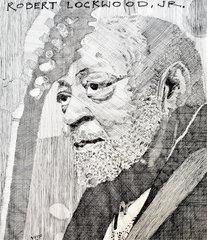 Blues Legend - Robert Lockwood Jr.