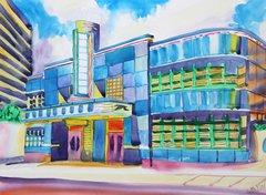 Greyhound Bus Station (Jackson)