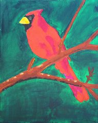 Red Cardinal 2