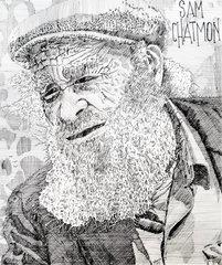 Blues Legend - Sam Chatmon