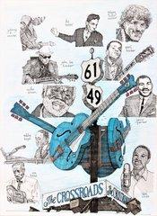 Blues Legends - The Crossroads