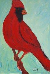 Red Cardinal 1