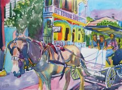 Horse and Carriage (New Orleans)