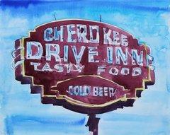 Cherokee Drive Inn 1