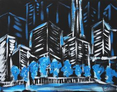 Black and Blue City