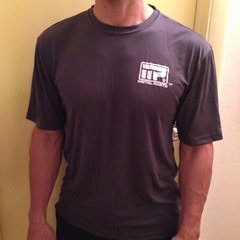 Men's Short Sleeve Tech Shirt