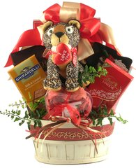 Romantic gift baskets you made my day gifts you drive me wild romantic gift basket small sciox Image collections