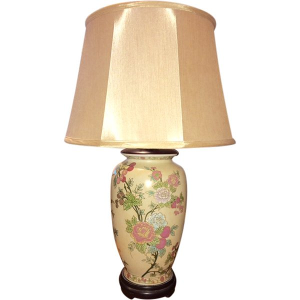 Chinese porcelain table lamps estate liquidators hawaii chinese porcelain table lamps mozeypictures Images