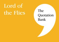 The Quotation Bank - Lord of the Flies