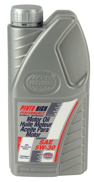 Pentosin high performance 5w 30 engine oil 1 liter for Racing motor oil brands