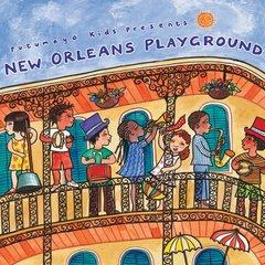 Putumayo's New Orleans Playground