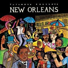 Putumayo's New Orleans CD