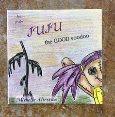 Juju the Voodoo Books
