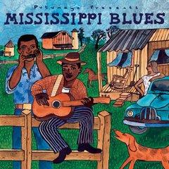 Putumayo's Mississippi Blues CD