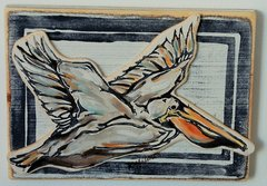 3-Dimensional Pelican Wall Art