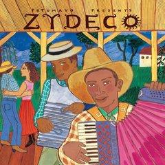 Putumayo's Zydeco CD
