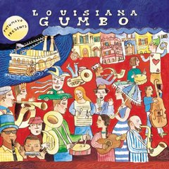 Putumayo's Louisiana Gumbo CD