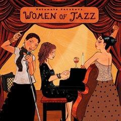 Putumayo's Women of Jazz