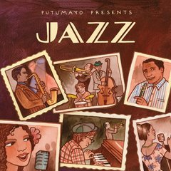 Putumayo's Jazz CD
