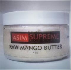 Raw Mango Butter ( 4 oz.)