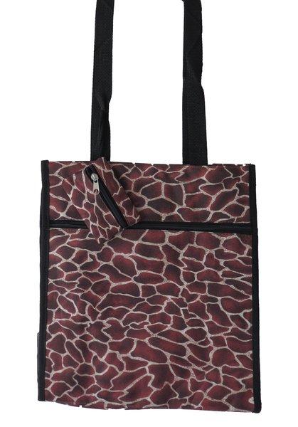 Giraffe Carryall Tote Bag