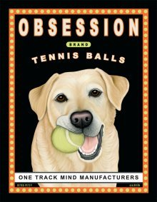 Obsession (Yellow Lab)