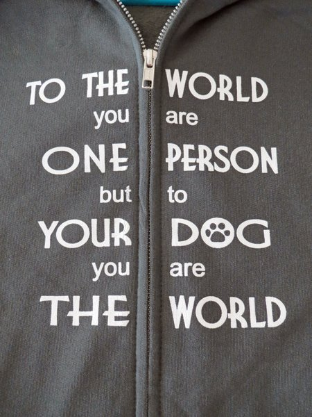 To the World - Unisex Zippered Hoodie