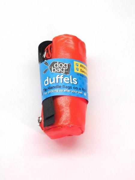 Dog Waste Bags Fun Color Duffels
