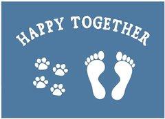 Happy Together - Magnet