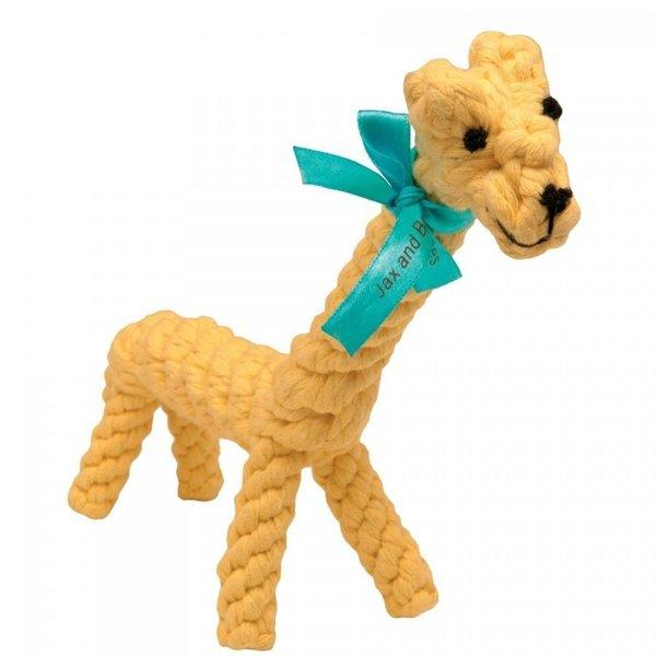 Giraffe Rope Dog Tug Toy SMALL