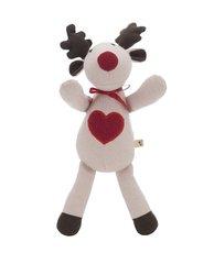 Reindeer Woolie Squeak Dog Toy LARGE