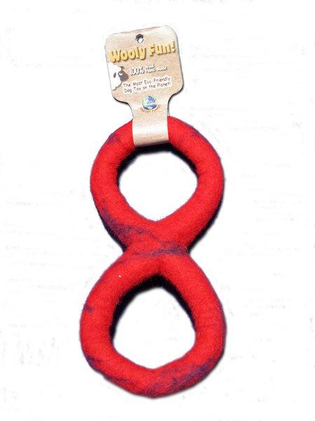 Wooly Fun 11 inch Figure 8 Tug