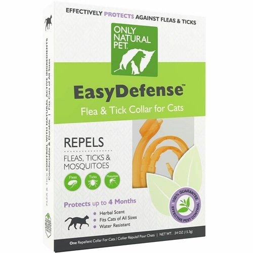 Easy Defense Flea & Tick Collar for Cats