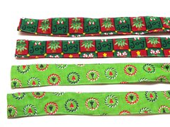 Holiday Decorative Dog Collar Coozie