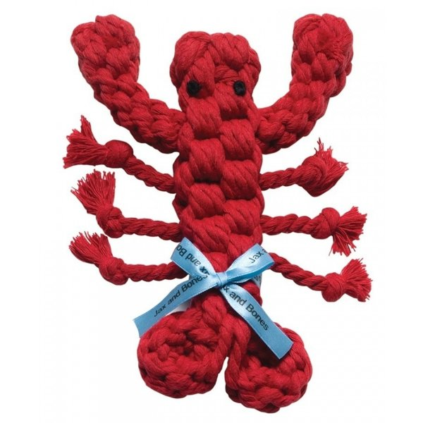 Lobster Rope Dog Tug Toy