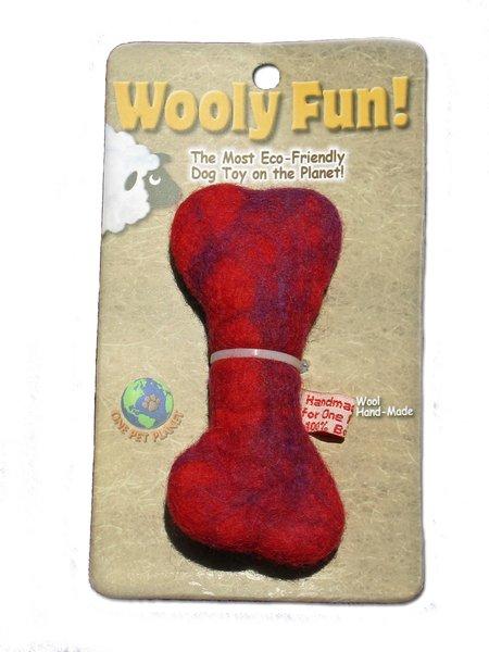 Wooly Fun Small Bones