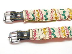 Holiday Dog Collar - Peppermint
