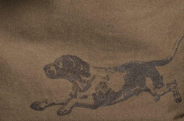 Running Dog - Cocoa Brown - Ladies Long Sleeve