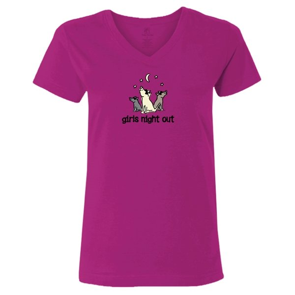 Girls Night Out - Magenta (SMALL only)