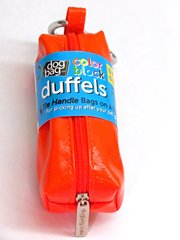 Dog Waste Bags Color Block Duffel