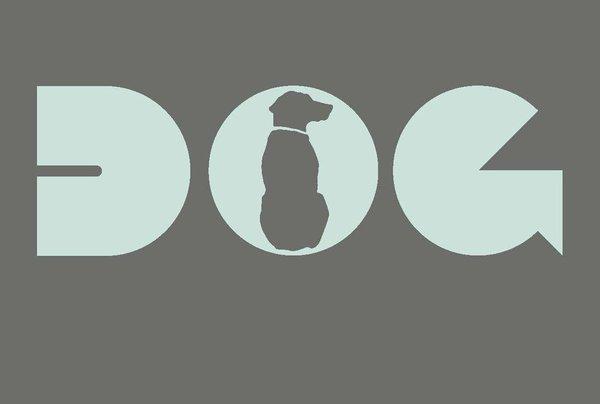 DOG (beachglass) Unisex Hoodie