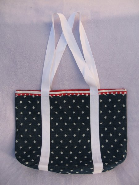 Stars and Stripes Forever Tote