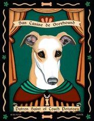 San Canine de Greyhound