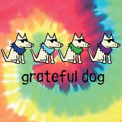 Grateful Dog (Unisex)