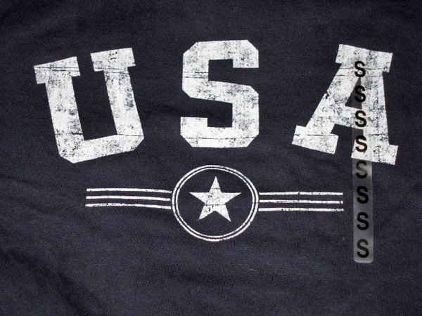USA (Small only) Unisex tee